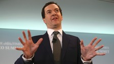 George Osborne abandons plan to balance books by 2020