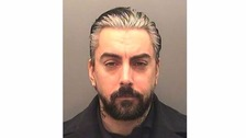 Former Lostprophets frontman Ian Watkins who is serving a 35-year prison sentence for a string of sex offences