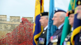 1200 at Lincoln Castle for Somme centenary