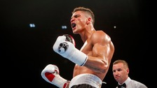Anthony Ogogo is hoping his career will go from strength to strength.