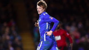 Chris Forrester is staying at Peterborough United.
