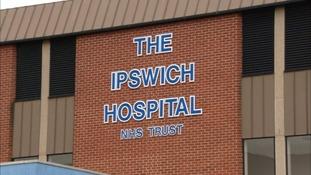 Ipswich Hospital.