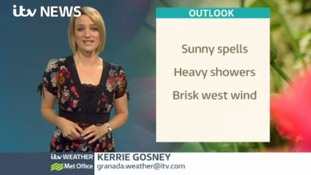 Kerrie has your weekend forecast