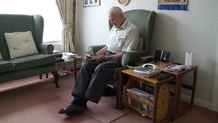 Cyril Banks had his life savings stolen back on June 20.