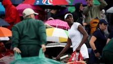 Venus Williams has won the women's singles title five times at Wimbledon.