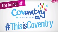 Coventry launches its bid to the public today