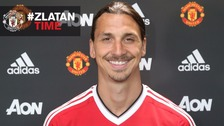 Zlatan Ibrahimovic is a Premier League player.