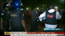 Hostages taken as gunmen storm Bangladesh restaurant