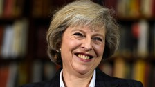 May takes lead among Tory MPs in leadership contest
