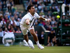 Novak Djokovic has won the last four grand slams.