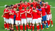Euro 2016: Wales 1-1 Belgium