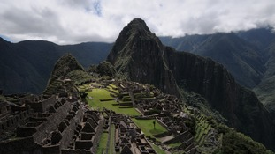 Tourist dies posing for 'flying photo' at top of Machu Picchu