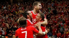 Wales stun Belgium to reach Euro 2016 semi finals