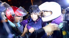 Police killed as gunmen take hostages at Dhaka restaurant
