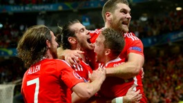 History made as Wales make Euro 2016 semi-final