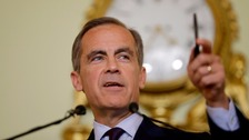 Carney identified the outcome of the referendum as a potential 'shock' to the economy