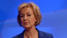 Ms Leadsom could be a surprise rival to Home Secretary Theresa May