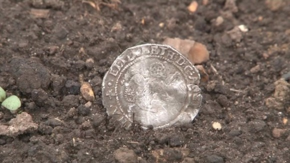 The 400 year old coin