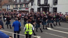 Thousands expected at Annan Riding of the Marches
