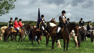 Riding of the Marches celebrated in Annan