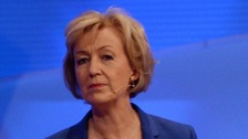 Andrea Leadsom given boost in Tory party leadership bid