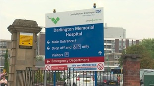 There are concerns Darlington Memorial Hospital could be affected.