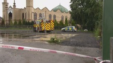 Investigation underway after fire at Leeds Pakistani Community Centre