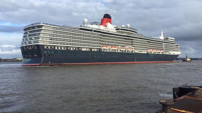 cunard cruises 2017