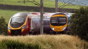 File photo: As Virgin Trains and First Great Western continue to race for the contract
