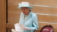 The Queen is in Edinburgh for Holyrood Week