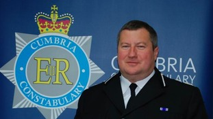 Temporary Chief Constable of Cumbria Stuart Hyde won't be investigated by the IPCC
