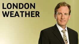 London Tonight Weather Presenter, Robin McCallum.