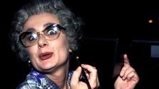 Caroline Aherne as Mrs Merton.