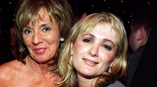 The Royale Family star said she was devastated at Caroline Aherne's death.