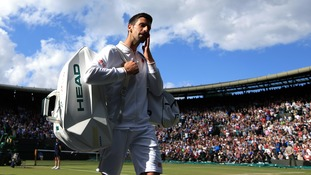 Djokovic dumped out by Querrey in Wimbledon shock