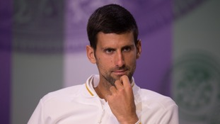Djokovic hints at problems after Querrey defeat