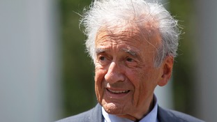 Holocaust survivor and Nobel Peace Prize winner Elie Wiesel dies