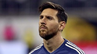 Messi's decision to quit the national team was unexpected