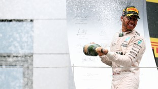 Hamilton collides with Rosberg in Austria GP triumph