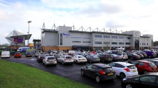 Colchester United's Community Stadium.