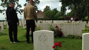 Tynesiders remember their 'brothers' who fell during WWI
