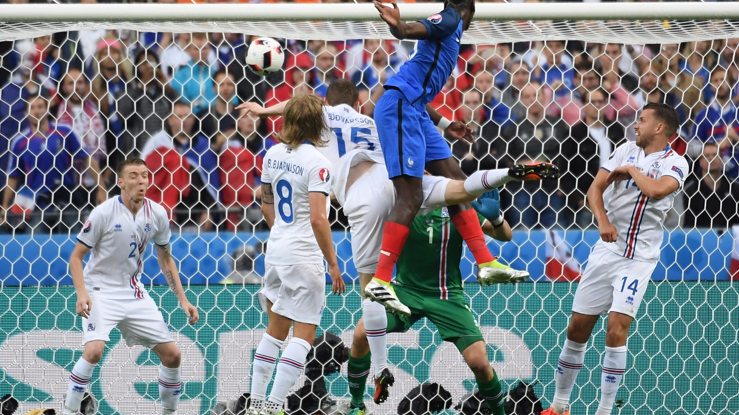 France knock Iceland out of Euro 2016 with 5-2 victory ...
