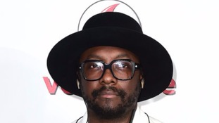 Will.i.am commits to new series of The Voice on ITV