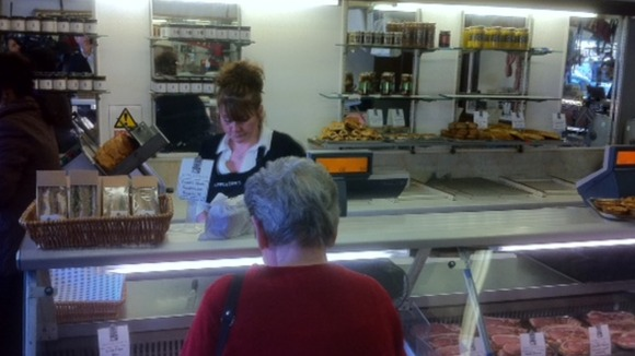 Appleton's butchers in Ripon