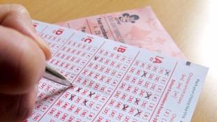One winner scoops £14.6m Lotto jackpot