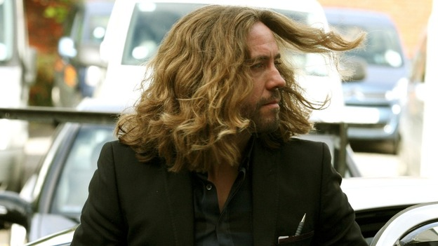 Justin Lee Collins seen recently at St Albans Crown Cou