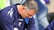 The search starts today for Owen Coyle's successor at Bolton