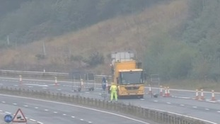 The latest on A34 road closures