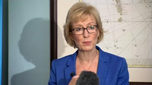The South Northamptonshire MP Andrea Leadsom has launched her bid to leader the Conservative party.