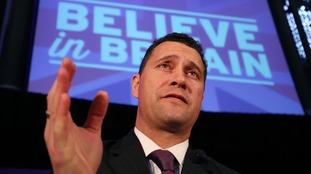 Steven Woolfe is Ukip's Immigration spokesman.